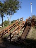 slide in Anis'q'oyo park