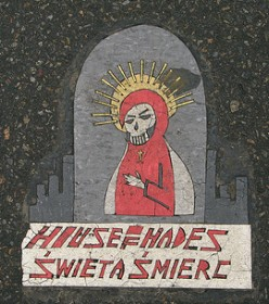 'House of Hades Holy Death'